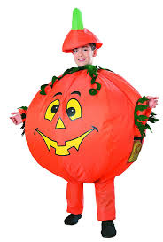 amazon com rubie u0027s costume co inflatable pumpkin costume toys