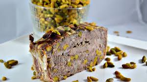 chevreuil cuisine recette land recette de terrine de chevreuil et pistache sur