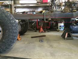 jeep frame jeep frame from the ground up
