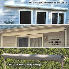 Vista Awnings Sunsetter Retractable Awnings Awning Accessories