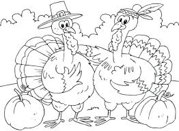 november coloring pages for kindergarten turkey page thanksgiving