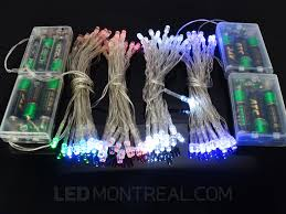 3 6m battery powered led lights led light strings led montreal