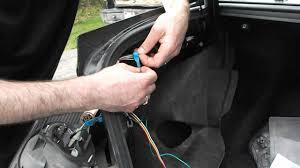 installing trailer wiring harness in 2007 toyota corolla youtube
