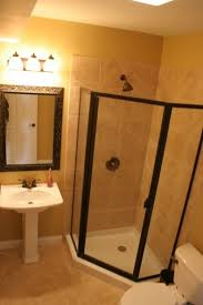 Bathrooms With Corner Showers 163 Best Corner Shower For Small Bathroom Images On Pinterest