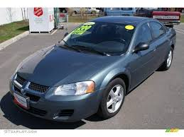 2005 dodge stratus information and photos momentcar