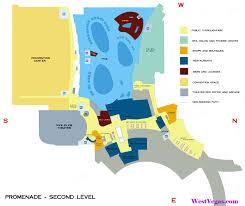 Las Vegas Casino Floor Plans Aria Hotel The Complete Guide Casino U0026 Promenade Maps