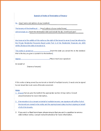 end of lease letter to landlord template lease termination letter sop proposal lease termination letter lease termination letter template 0293020 lease