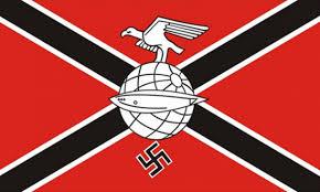 West German Flag German Zeppelin Corps 5 X 3 Flag