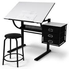 bureau a dessin bureau avec tabouret pour architecte et technicien achat vente