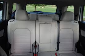 volkswagen atlas interior seating 6 things you need to know about the volkswagen atlas autozaurus