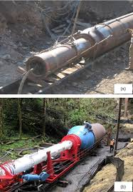 preliminary design and engineering of pipe ramming installations