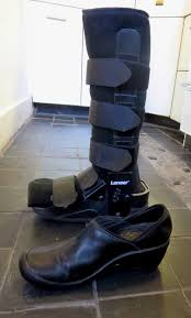 Comfortable Shoes After Foot Surgery Idiosyncratic Fashionistas Top Ten Reasons Not To Break Your Ankle