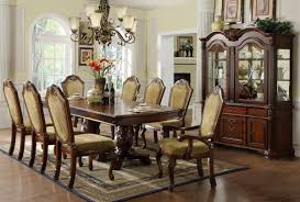 Formal Dining Room Sets Cm3005t Napa Valley Dining Table In Dark Cherry W Optional Items