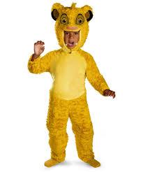 Baby Halloween Costumes Lion Simba Disney Baby Halloween Costume Disney Costumes