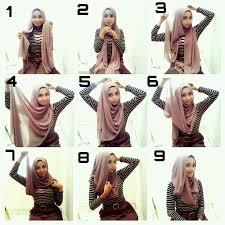 tutorial hijab paris zaskia tutorial hijab pashmina yang berkacamata tutorial hijab paling