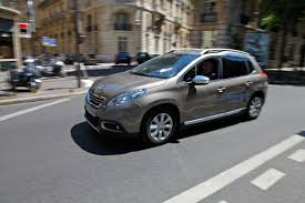 peugeot 2008 used cars uk peugeot 2008 hybrid air prototype review auto express