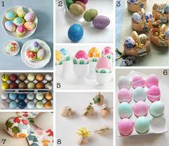 Easter Room Decorations Diy by The Creative Place Diy Easter Egg Decorating Roundup