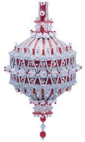 48 best cracker box ornaments images on pinterest beaded