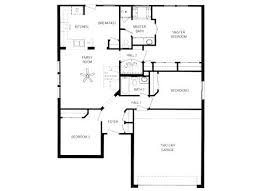 one story floor plans with two master suites single story townhouse plans simple house floor plans one story