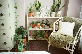 plants bedroom room makeovers lush spring decorating with flowers