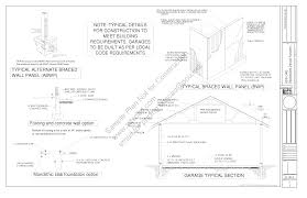 Detached Garage With Loft by 100 House Plans With Garage In Basement House Plans With