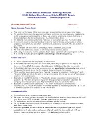 information technology resume examples professional skills examples for resume resume example information technology resume sample resume example information technology resume sample
