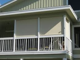 drop curtains or screens palm harbor fl west coast awnings