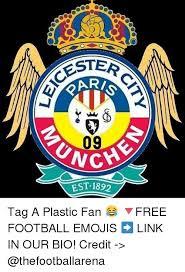 plastic fans ester ris che est 1892 unc tag a plastic fan free football