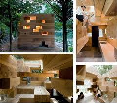 final wooden house by sou fujimoto architects is based in japan