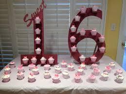 sweet sixteen birthday ideas sweet 16 cupcake ideas 41 best sweet 16 images on 16th