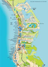Amelia Island Map Map Of Seven Mile Beach Restaurants Grand Cayman Cayman Islands