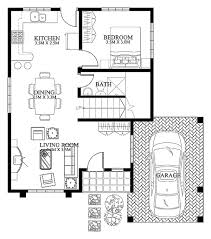 small house floor plan 50 images of 15 two storey modern houses with floor plans and