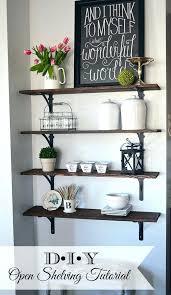 kitchen wall shelving ideas wall shelves kitchen kitchen wall shelves best kitchen wall