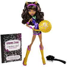 power ghoul clawdeen wolf aka wonder wolf doll and barbie
