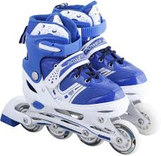 light up inline skates light up kids adjustable roller blades inline skates size 12j 3 4 6