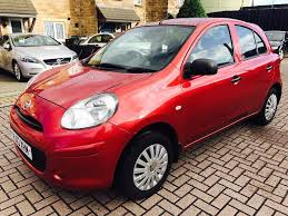 nissan micra 2013 2013 1 2 nissan micra visia cat d repaired to a very high