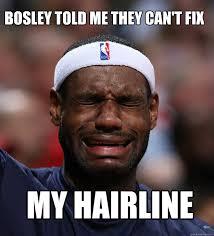 Lebron James Hairline Meme - worst hair lines ever meme hair best of the funny meme