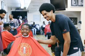 take care cut ya hair jarrett allen hosts u201cback to