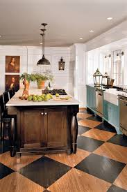 kitchen with painted cabinets our best cottage kitchens southern living