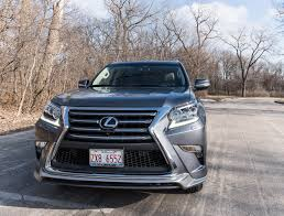 lexus suvs 2017 review 2017 lexus gx 460 luxury 95 octane