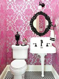 pink bathroom decor ideaspink white and black pink tile bathroom