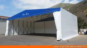 capannoni mobili usati foto capannoni mobili in telo pvc