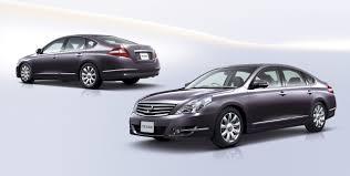 nissan sedan 2008 nissan launches new teana luxury sedan