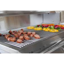 pgs legacy big sur 51 inch built in propane gas grill with