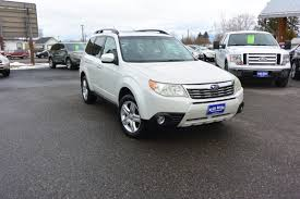subaru forester awd 2009 subaru forester limited awd 7 975 blue river auto sales