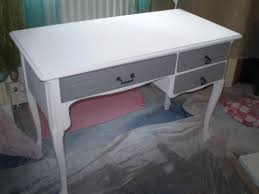 bureau repeint table basse repeinte beautiful tables gigognes couleur fleur de