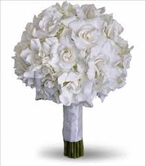 Order Flowers San Francisco - gardenia and grace bouquet colma florist funeral flowers san