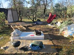 Mission Style Bedroom Set Redding Calif Redding U0027s Homeless Encampments U2013 U2013 Part 1 Rpd Deals With Another