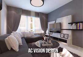 Singapore Interior Design by Hdb Bto 4 Room 3d Design Ideas Interior Design Singapore