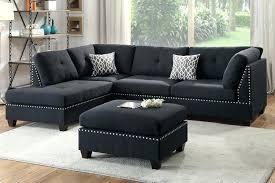 Sectional Sofa With Ottoman Sofas With Ottoman Black Sectional Ottoman Sofa Set Sectional